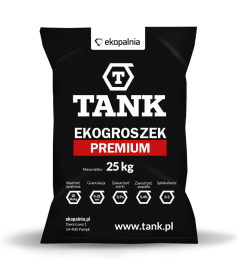 Ekogroszek Tank Premium 1t